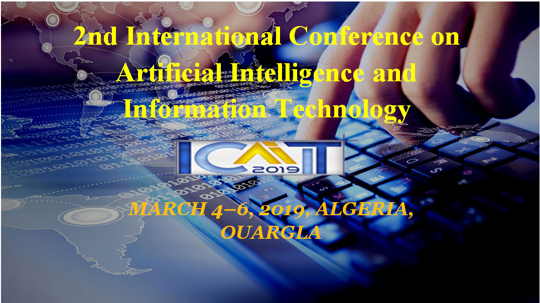 2nd International Conference on Artificial Intelligence and Information Technology